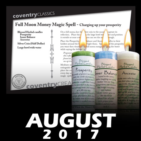 A powerful spell for the most powerful moon phase!