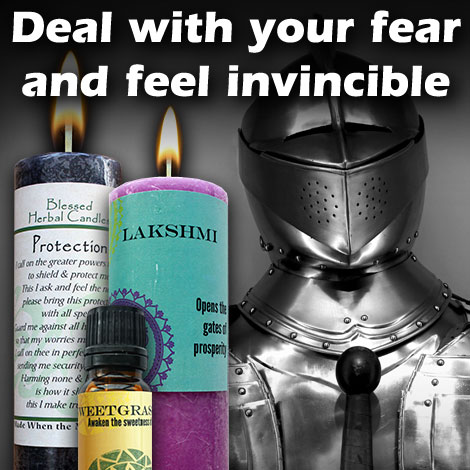 HM Deal with your fear and feel invincible