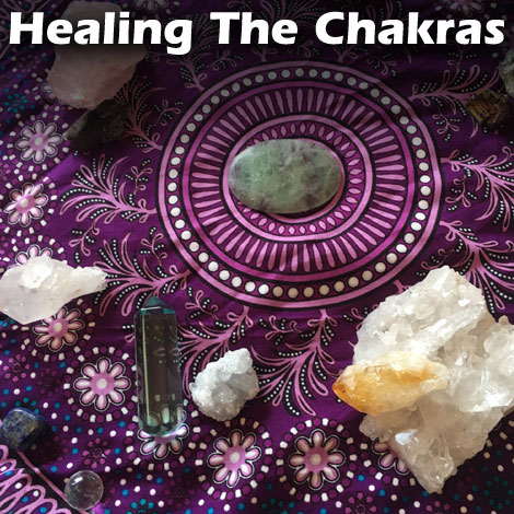 HM Healing the Chakras