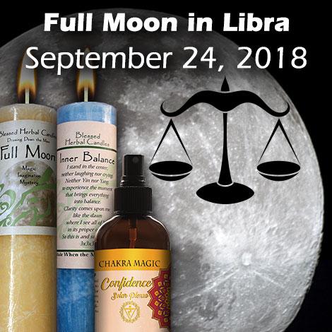 Full moon in Libra sept 24 2018