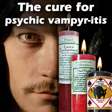 The cure for psychic vampyr itis