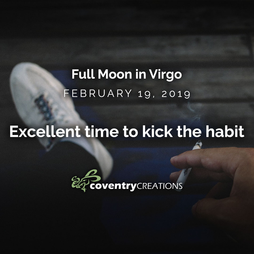 Full Moon in Virgo Feb 19 2019. Moon Magic blog