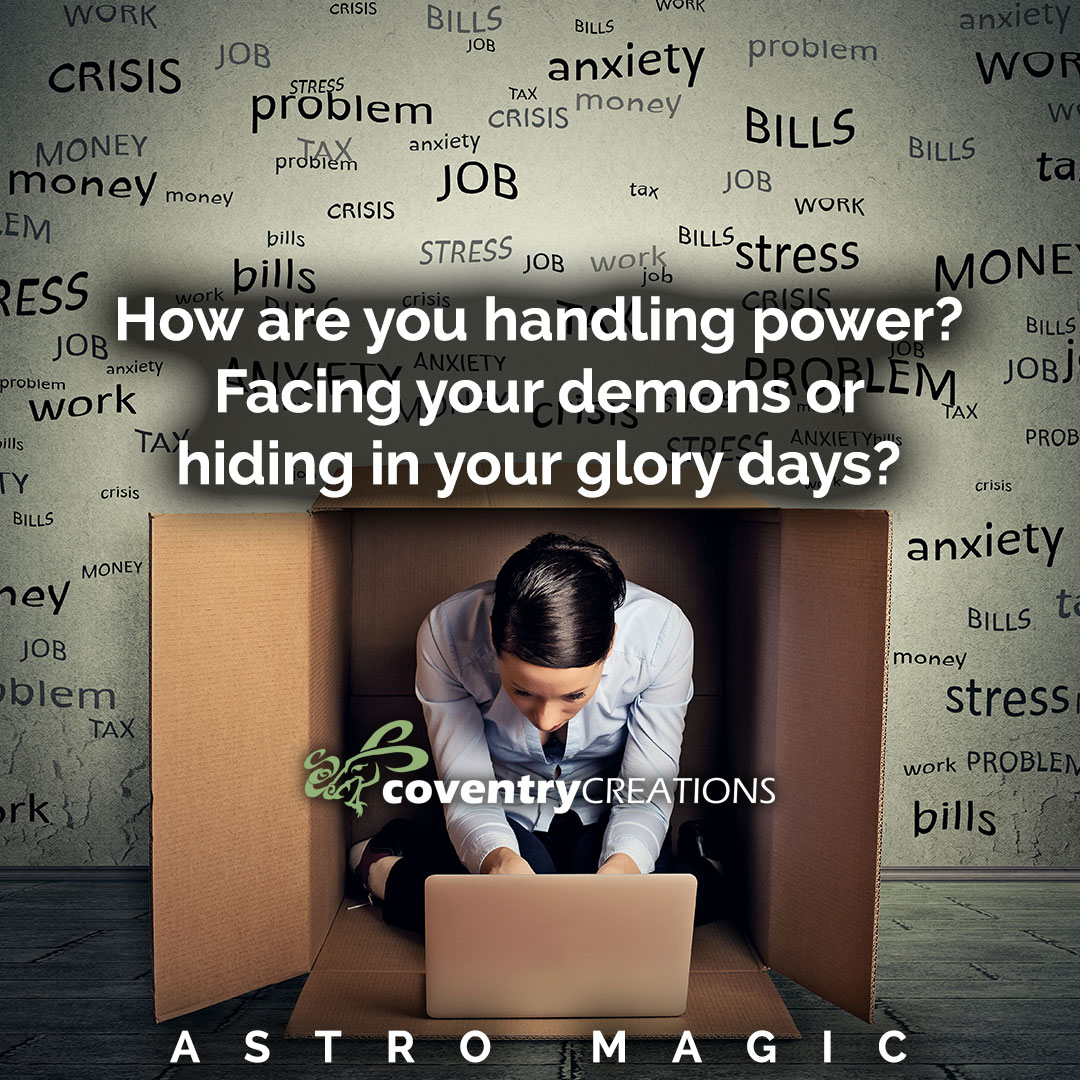 Copy of How are you handling your power April Astro Magic