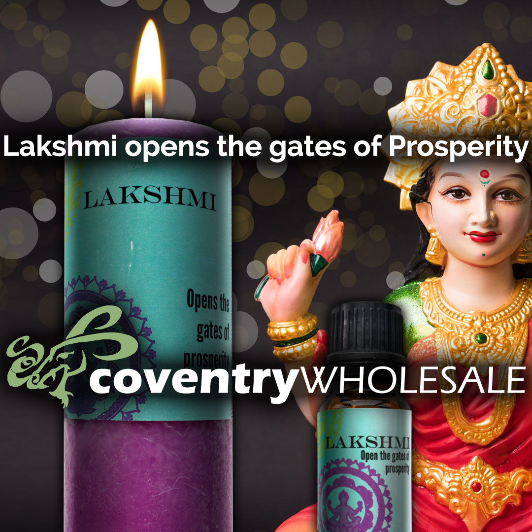 Lakshmi opens the gate of prosperity FeatureWholesale