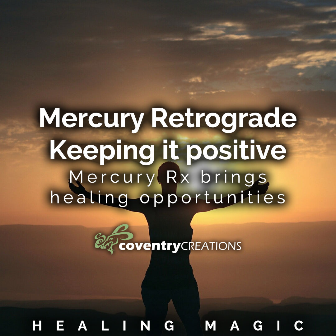 Mercury Rx keeping it positive HealingMagic
