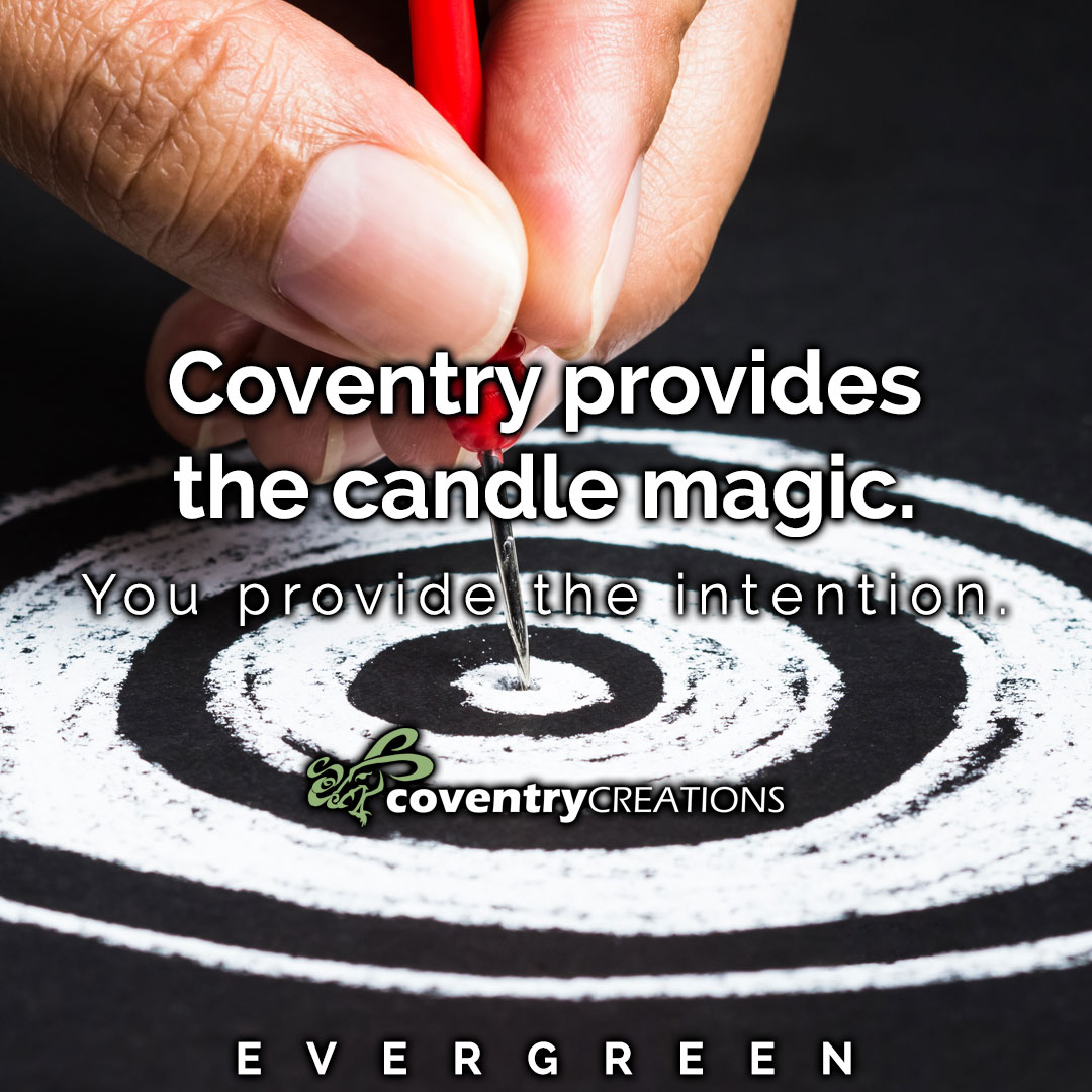 Coventry provides the candle magic apr Evergreen